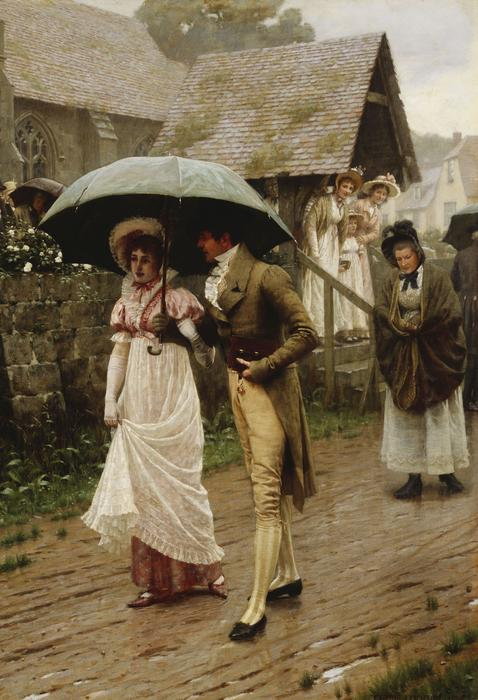 a-wet-sunday-morning-edmund-blair-leighton