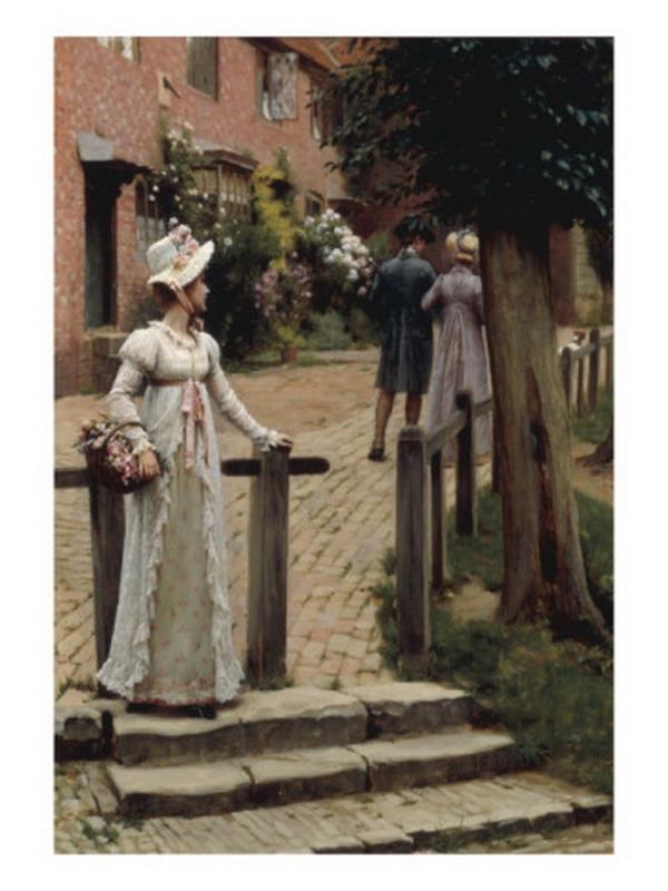 edmund blair leighton sally 1895