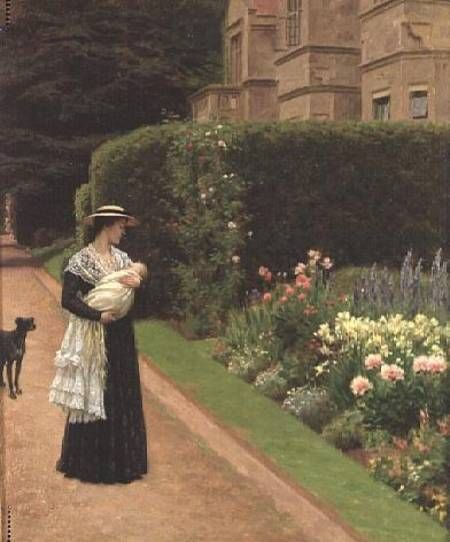 Edmund_Blair_Leighton_-_The_Lord_of_the_Manor