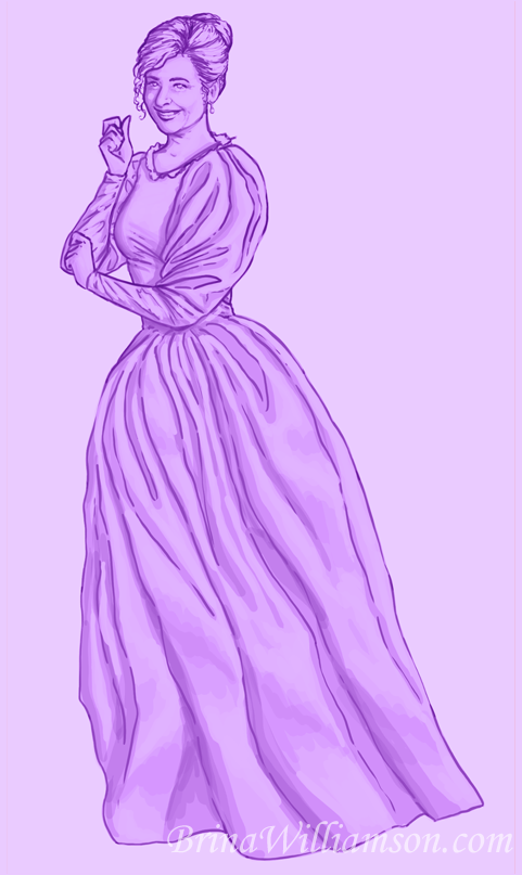 6. Mrs. Pointer, Purple.png